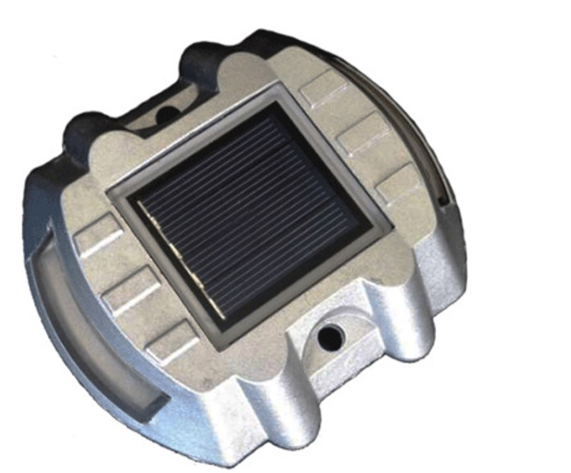 Solar LED Road Stud with Resist Compression Over 100KN